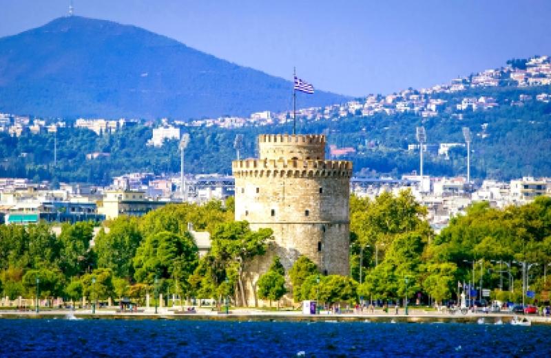 Бесконечно красивая Греция...